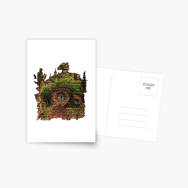 Bag End Postcard