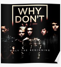 Only The Beginning Poster