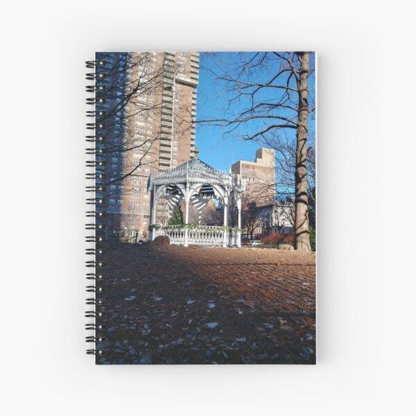 Flowers, blossom, floret, #Flowers, #blossom, #floret, #Flower, nature, #nature Spiral Notebook
