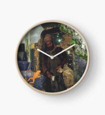 Hermes / The Magician Clock