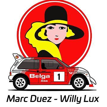 Marc Duez 6r4 by purpletwinturbo