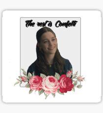 The Rest Is Confetti Nellie Crain Sticker