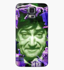 DOCTOR WHO The Second Doctor versus the Monsters PATRICK TROUGHTON POP ART Case/Skin for Samsung Galaxy