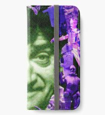 DOCTOR WHO The Second Doctor versus the Monsters PATRICK TROUGHTON POP ART iPhone Wallet/Case/Skin