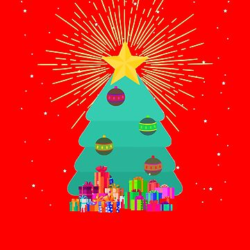 Christmas Tree Christmas Tree Christmas Star by yoddel