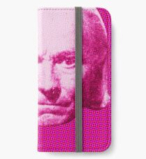 DOCTOR WHO AND THE DALEKS The first Doctor WILLIAM HARTNELL POP ART iPhone Wallet/Case/Skin