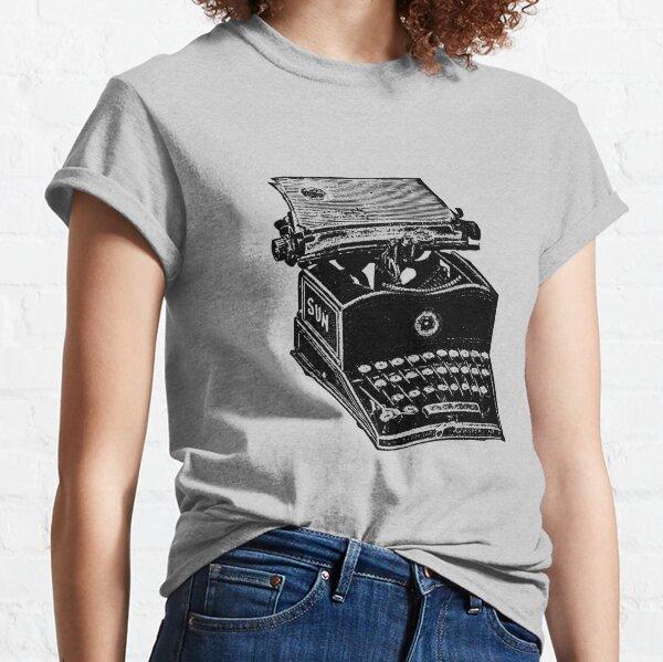 Typewriter Classic T-Shirt
