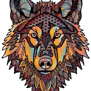Lobo zen de Hareguizer