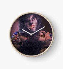 WolfCop Clock