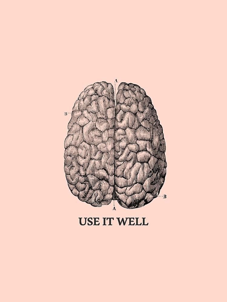 Use it well - Brain  by FreakC