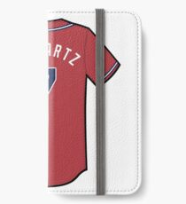 Garrison Schwartz Jersey iPhone Wallet/Case/Skin
