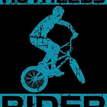 Ruthless BMX Rider by mtsdesign