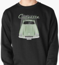 Corvette C1 1958 to 1960 - Green Pullover
