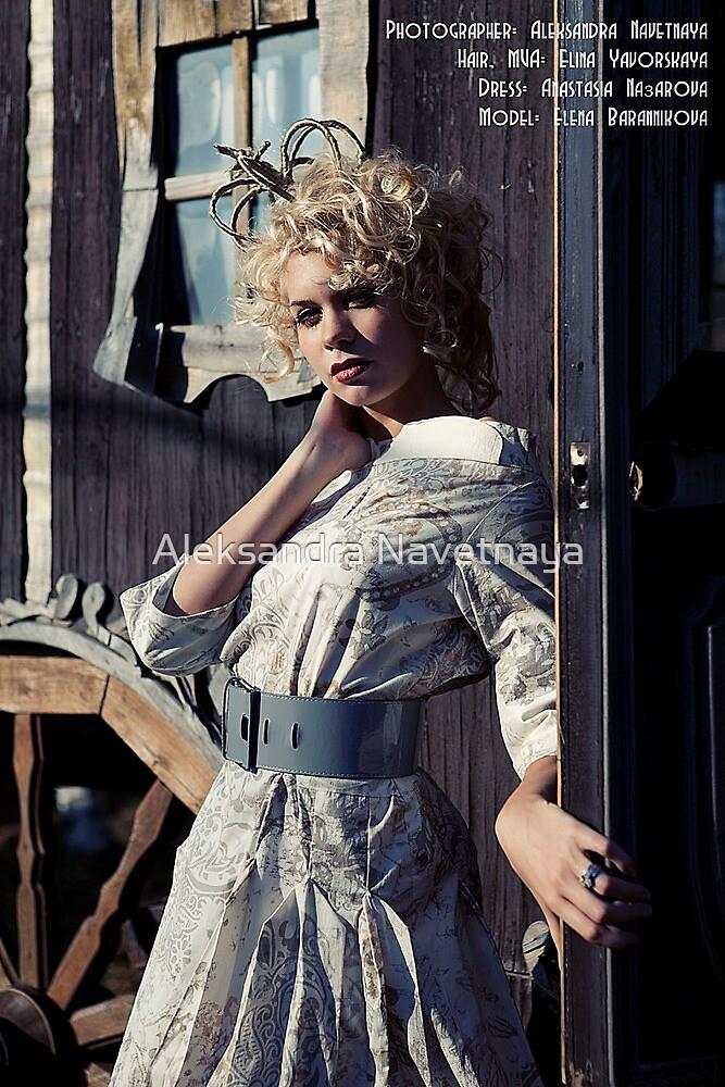 :: Princess :: I by Aleksandra Navetnaya
