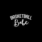 Baskeball Babe by jazzydevil