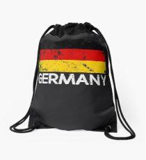 German Flag Design | Vintage Made In Germany Gift Drawstring Bag