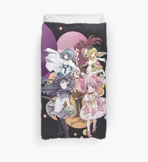 Puella Magi Madoka Magica - Only You Duvet Cover