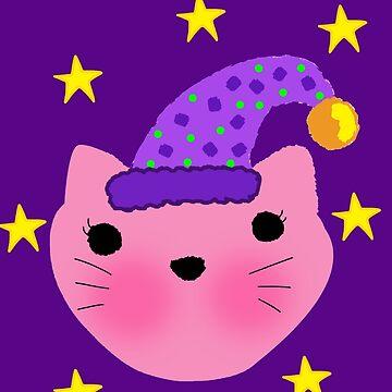 Holiday Spirit Cat by UzStore