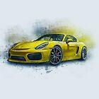 Porsche 911 by Ian Mitchell