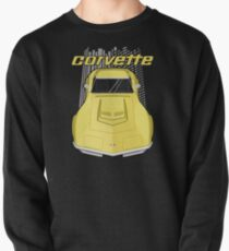 Corvette C3 - Yellow Pullover
