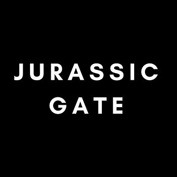 Jurassic Gate by JStuartArt