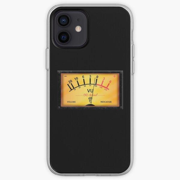 Old-School Audiophile iPhone Soft Case