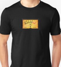 Audiophile der alten Schule Slim Fit T-Shirt
