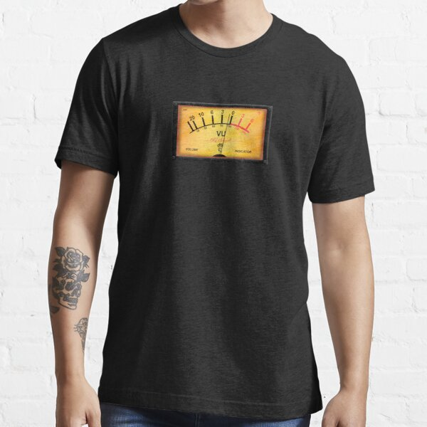 Old-School Audiophile Essential T-Shirt