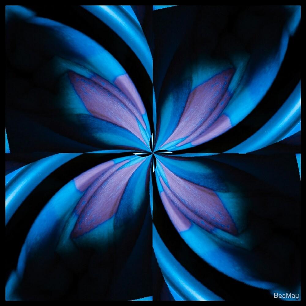 Digitale Blume (a) von Beatrice Beute