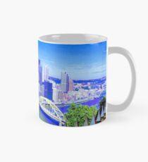 Pittsburgh in all it's glory  Mug