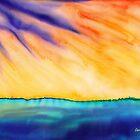 Fire in the Sky von CarolineLembke