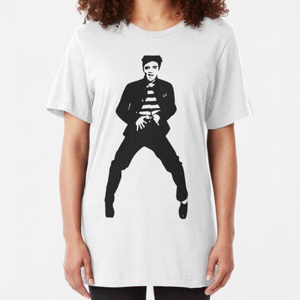 Elvis The Pelvis Slim Fit T-Shirt