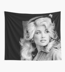 dolly young Wall Tapestry