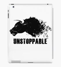 Unstoppable Limited Edition iPad Case/Skin