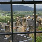 View across Stirling from the Castle mound by BronReid