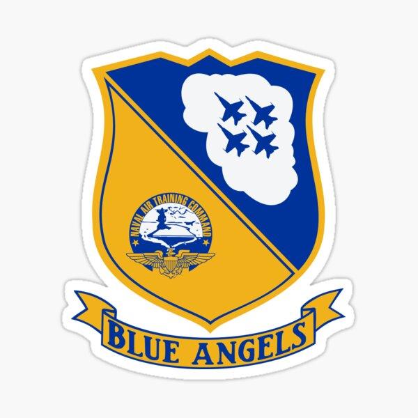 Blue Angels Sticker