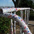 Bike Rack at the Dali Museum by Diana Forgione