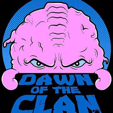 Dawn of the Clan by spazzynewton