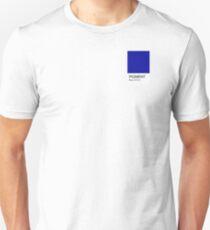 Pantone Blue 072 Unisex T-Shirt