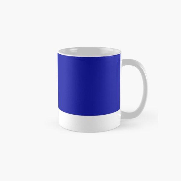 Pantone Blue 072 Classic Mug