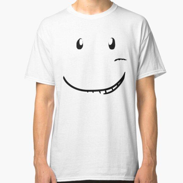 Gesichter – Lächeln Classic T-Shirt
