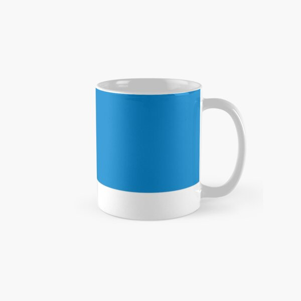 Pantone Process Blue C Classic Mug
