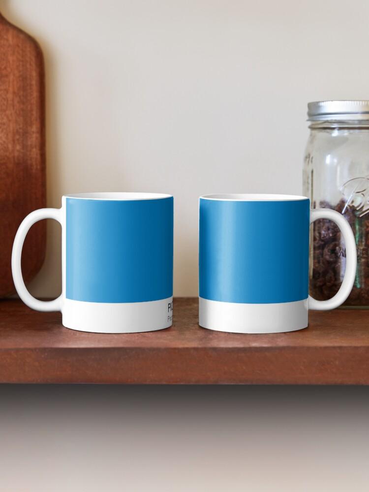 Alternate view of Pantone Process Blue C Mug