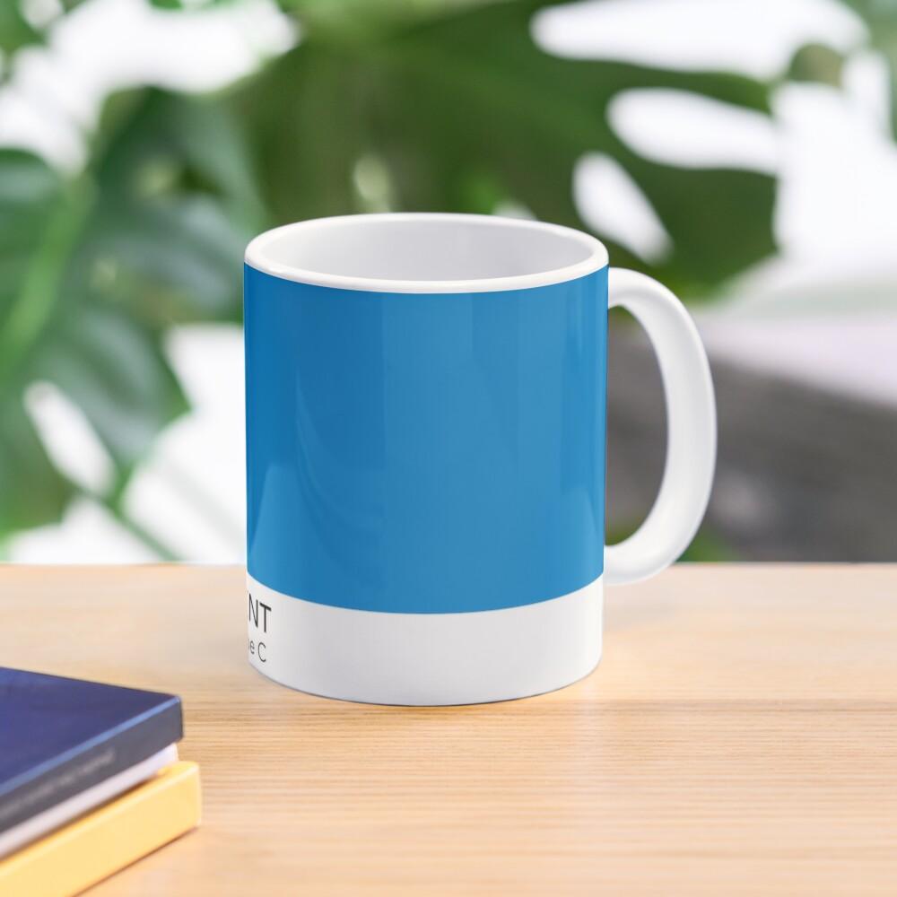 Pantone Process Blue C Mug