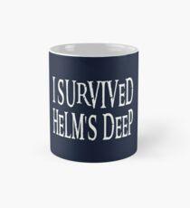 Ich überlebte... Tasse (Standard)