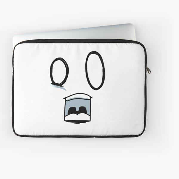 Gesichter – Schockiert Laptoptasche