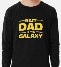 Bester Vater in der Galaxie Leichter Pullover