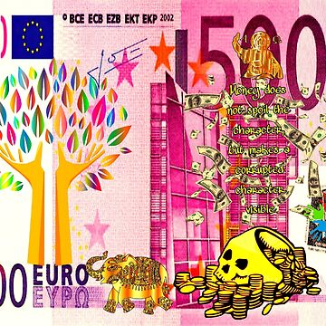 euro Banknote by MrLoos