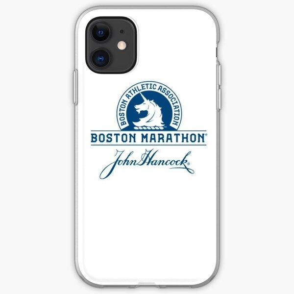 Boston Marathon iPhone Soft Case