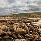 Rocky panorama by Richard Majlinder